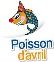 POISSON AVRIL B