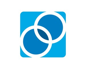 infinity eight logo template