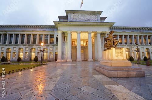 Aluminium Madrid Prado Museum