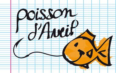 POISSON AVRIL J