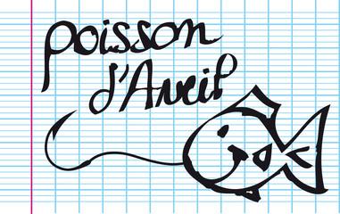 POISSON AVRIL I