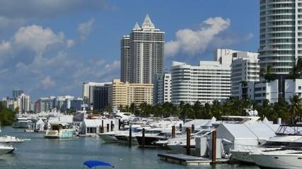 Miami boat show 4k