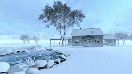 Kış Manzarası