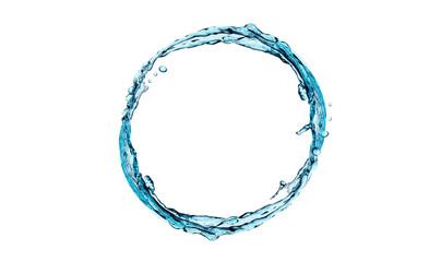 Ring Of Water splash