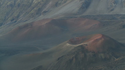 Haleakala National Park Crater Volcano Time Lapse
