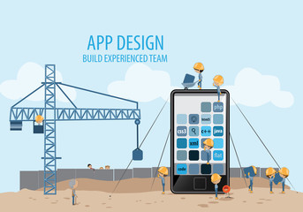 Mobile App Development, Experienced Team
