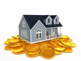 Housing and coin