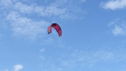 Kite in the sky 4k video
