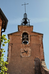 Roussillon, campanile