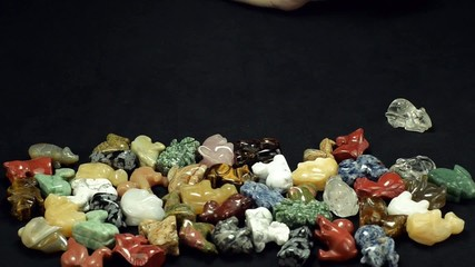 12 Chinese zodiac gemstone signs