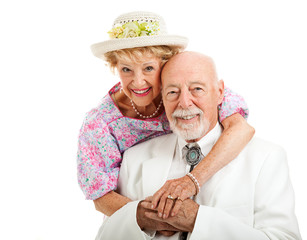 Sweet Southern Senior Couple