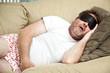 Couch Potato Snoring
