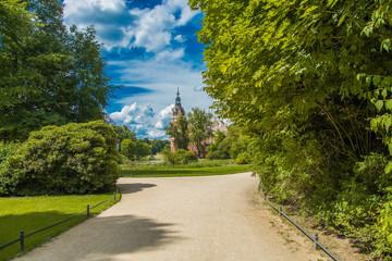 Castle in Furst Puckler Park