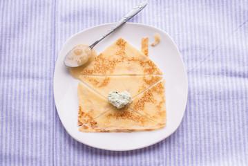Pancakes, Масленица