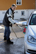 Sanfte Autopflege