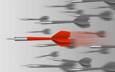 Freccia rossa