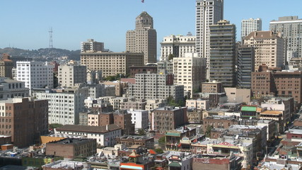 Time Lapse of Chinatown San Francisco