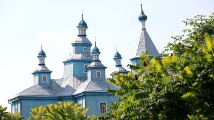 Orthodox cathedral in Belarus