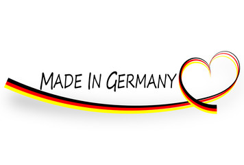 Made in Germany mit Herz