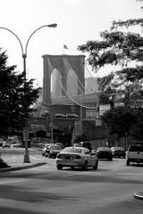 Brooklyn Bridge Horizon