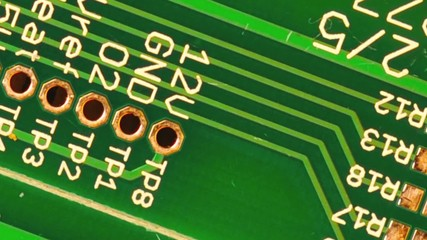 Circuit Board Pan and Scan