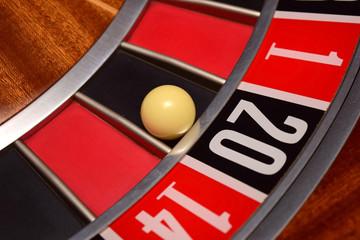 number twenty roulette