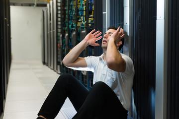 Server failure