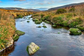 Dublin Mountains Lansdcape