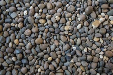 pebble rock textured earth concept