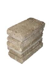 old weathered bricks