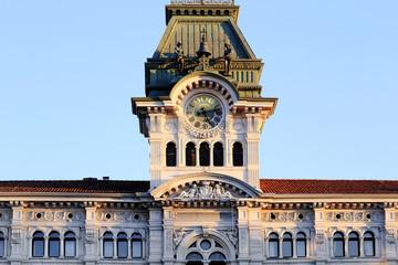 trieste town hall