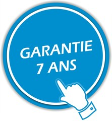 bouton garantie 7 ans