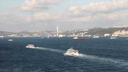 Bosporus. Istanbul, Turkey