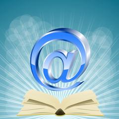 e mail i książka