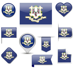 Connecticut Flag Collection