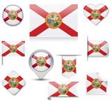 Florida Flag Collection - 78958909
