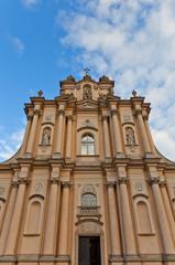 Visitationist Church  (1761) in Warsaw, Poland