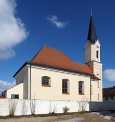 St. Ägidius in Aschbuch