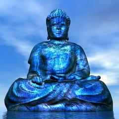 Buddha - 3D render