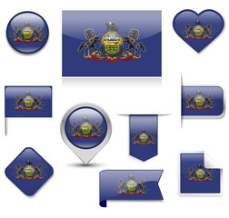 Pennsylvania Flag Collection