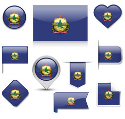 Vermont Flag Collection