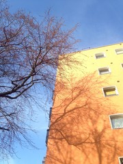 Hochhaus Schatten Berlin