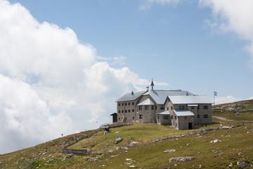 Rifugio Bolzano - Schlernhaus (Italy)