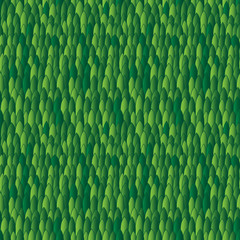 Viper skin green seamless pattern