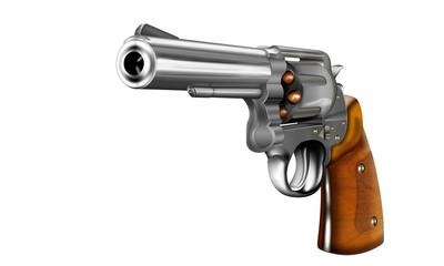 Revolver, Trommelrevolver freigestellt