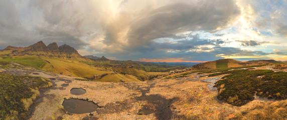 Maluti Mountain Panorama