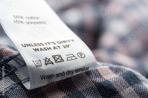 Cloth label - 78969796