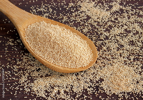 Fotobehang Aromatische Semi di amaranto