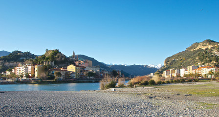 Veduta di Ventimiglia