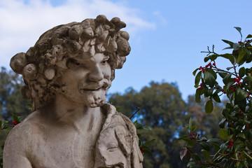 Statua di Bacco